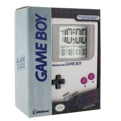 Nintendo Gameboy Alarm Clock Budzik