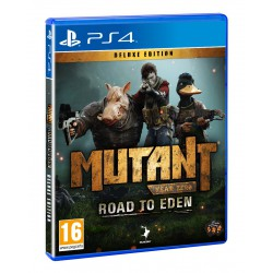 Mutant Year Zero: Road to Eden Ps4