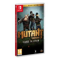 Mutant Year Zero: Road to Eden Switch