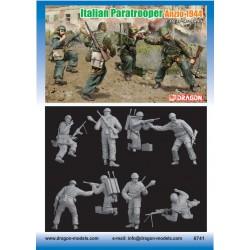 Dragon 6741 1:35 Italian Paratroopers Anzio 1944