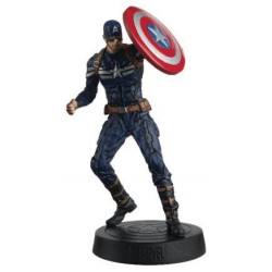 MarvelFigurka Movie Collection 1:16 Captain America 14 cm