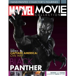 Figurka Marvel Movie Collection 1:16 Black Panther 12 cm