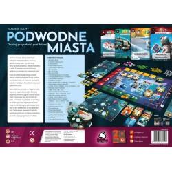 Podwodne miasta Gra planszowa