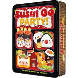 Sushi Go Party! edycja polska Gra planszowa