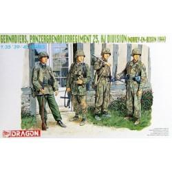Dragon 6110 1:35 Grenadiers, Pz.Gren.Rgt.25, HJ Division