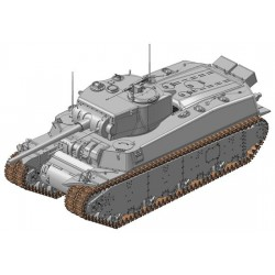 Dragon 6936 1:35 Heavy Tank T1E1 3 in 1
