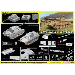 Dragon 6940 1:35 Sd.Kfz.171 Panther Ausf.D mit Pantherturm