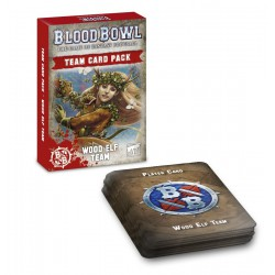 Blood Bowl: Wood Elves Card Pack