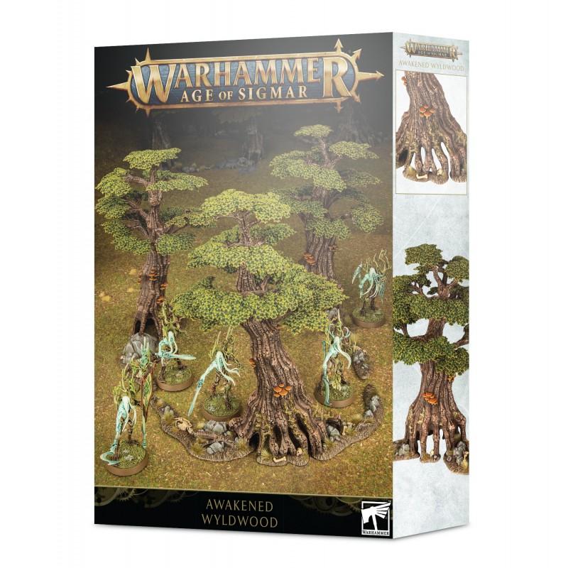 Warhammer Age Of Sigmar: Awakened Wyldwood