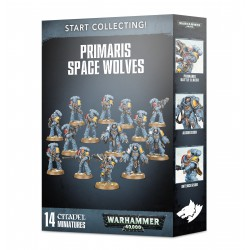 Start Collecting! Primaris Space Wolves Warhammer 40K
