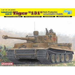 "Dragon 6820 1:35 Tiger I ""131"" s.Pz.Abt.504 Tunisia Smart Kit"