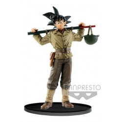 Figurka Dragon Ball Collection Figurine Son Goku Soldier Clothe 18cm