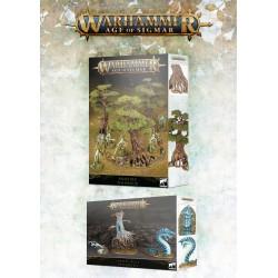 Sylvaneth Scenery Set Warhammer Age of Sigmar