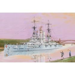 Trumpeter 05355 1:350 Schleswih-Holstein Battleship 1908
