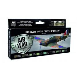 Vallejo 71144 Air War 8 farb Special Battle of Britain