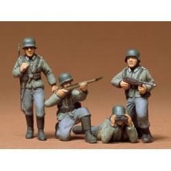 Tamiya 35002 1:35 German Army Infantry