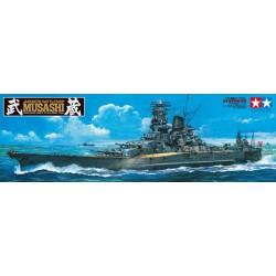 Tamiya 78031 1:350 Musashi