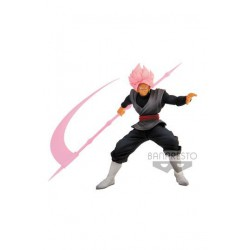 Figurka Dragon Ball Collection Figurine Super Saiyan Rose Goku Black 14cm