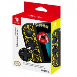 Hori D-Pad Controller for Nintendo Switch Pikachu