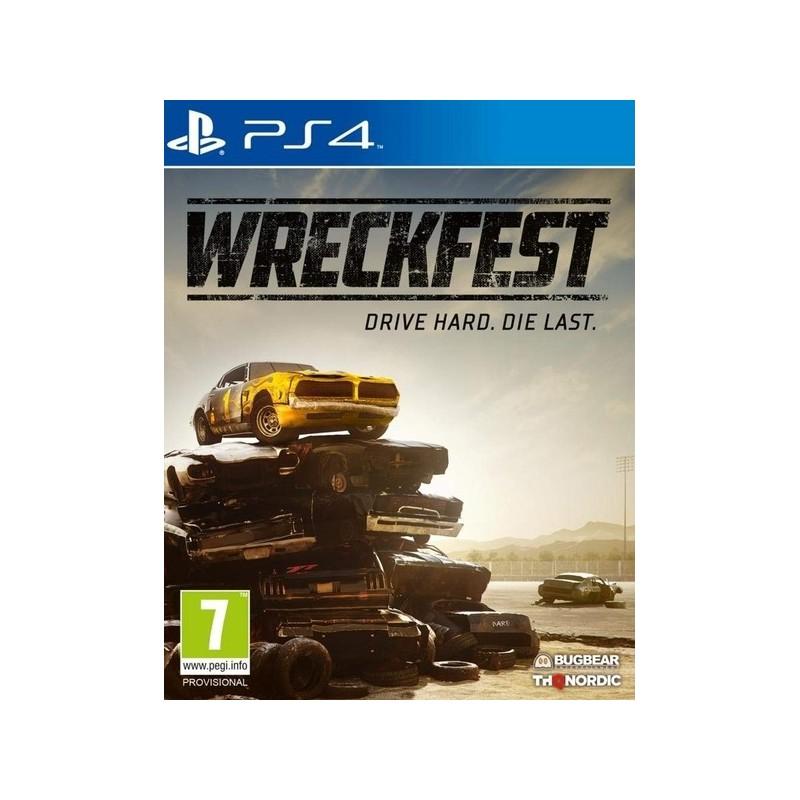 Wreckfect Ps4