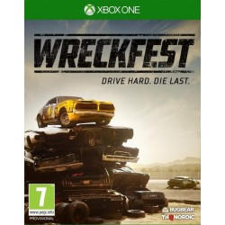 Wreckfect Xbox One