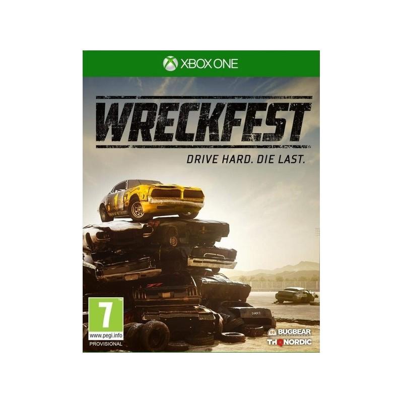 Wreckfect Xbox One