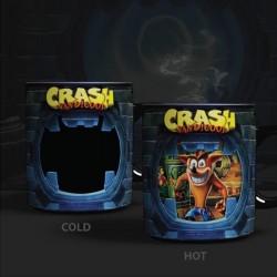 Kubek Heat Change Crash Bandicoot