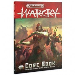 Warhammer Age of Sigmar Warcry Core Book