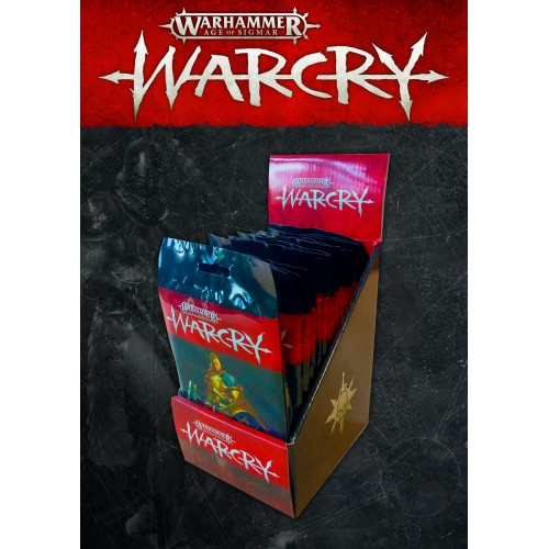 Warcry Card Packs Dispenser