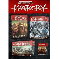 Warhammer Age Of Sigmar: Warcry Game Set