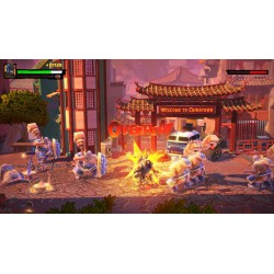 Shaq Fu: A Legend Reborn Switch