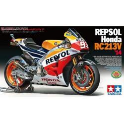 Tamiya 14130 1:12 Repsol Honda RC213V '14