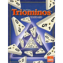 Triominos Standard Gra logiczna