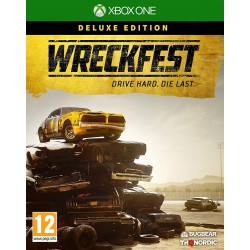 Wreckfest Deluxe Edition Xbox One