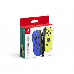 Joy-Con Pair Blue/Neon Yellow Switch