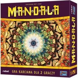 Mandala Gra karciana