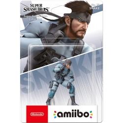 Amiibo Smash Snake