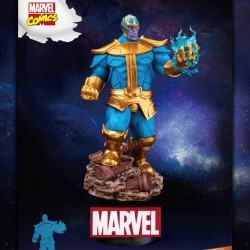 Figurka Beast Kingdom Marvel D-Stage Thanos Comic 16cm