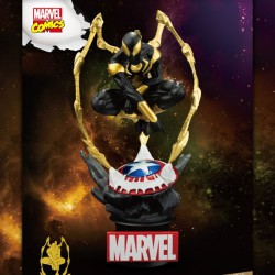 Figurka Beast Kingdom Marvel D-Stage Iron Spider-Man Comic 16cm