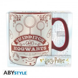 Harry Potter Quidditch Kubek ceramiczny 460 ml