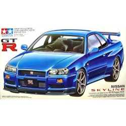 Tamiya 24210 1:24 Nissan Skyline GT-R V-spec R34