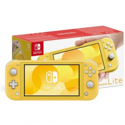 Konsola Nintendo Switch Lite Yellow