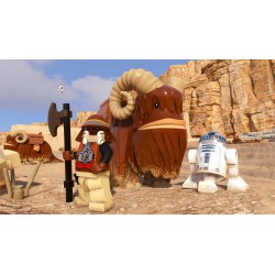 LEGO Star Wars Skywalker Saga Switch