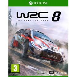 WRC 8 Xbox One