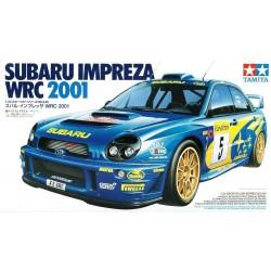 Tamiya 24240 1:24 Subaru Impreza WRC 2001