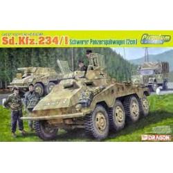 Dragon 6879 1:35 Sd.Kfz.234/1 schwerer Panzerspähwagen Premium Edition