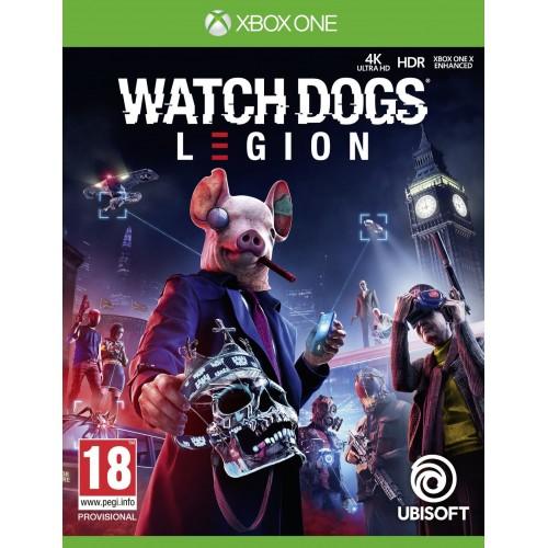 Warth Dogs Legion Xbox One