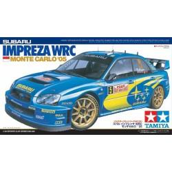 Tamiya 24281 1:24 Impreza WRC Monte Carlo '05