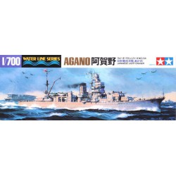 Tamiya 31314 1:700 Agano Light Cruiser