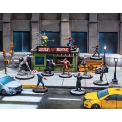 Marvel: Crisis Protocol - Miniatures Game Core